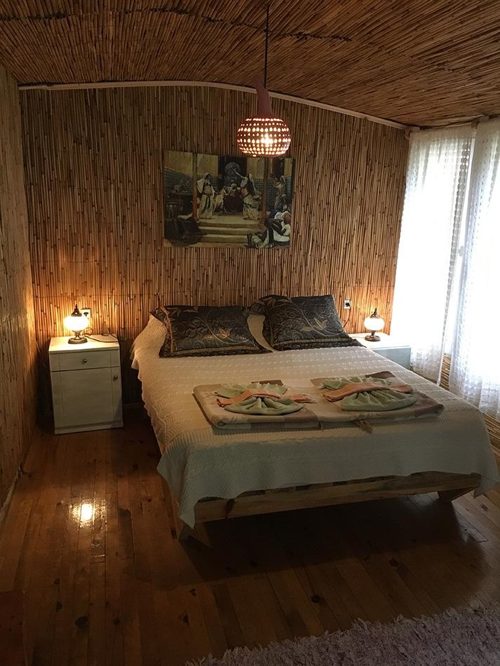 Bambu Lounge Evi | Turan Hill Lounge