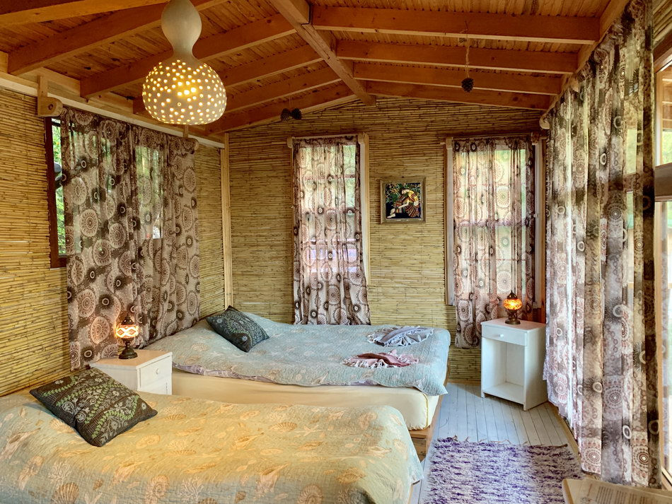 Libra Evi | Turan Hill Lounge