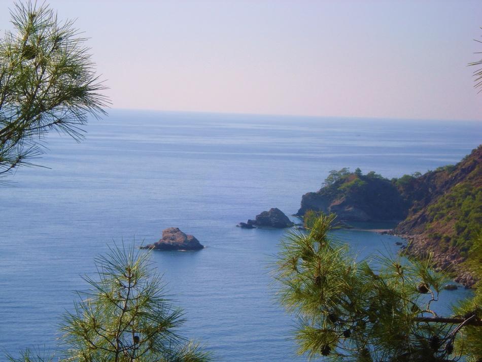Yüzerek ya da Yürüyerek Adaya Ulaşın | Turan Hill Lounge